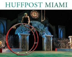 Huffington Post: Vampire Circus Brings 'Tales Of A Graveyard Clown' To Miami