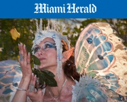 The Miami Herald: Florida Renaissance Fair – Boston family revels in snowbird life as members of Renaissance fair troupe