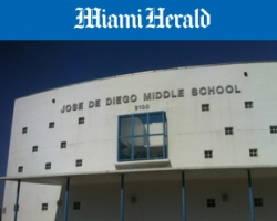 The Miami Herald: Teaching program gives helping hand to Miami students