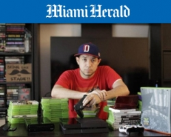 "miamiherald.com Kendall gamer ""Godfree"" hosts podcast heard by hundreds of thousands a year"