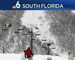 WTVJ NBC 6: Developer Proposes Skiing in Sunrise: Report