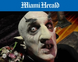 Miami Herald: Vampire Circus' Tales of a Graveyard Clown