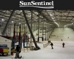 Sun Sentinel: South Florida indoor skiing